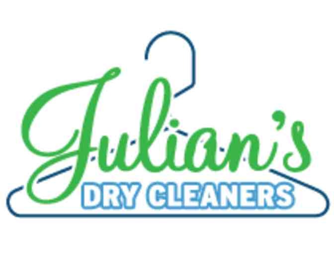 Julian's Dry Cleaners Gift Certificate