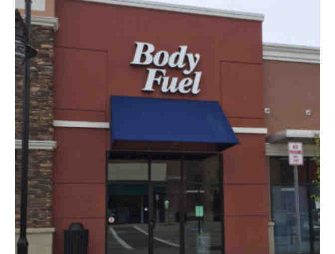 Body Fuel Gift Certificates for 3 - Custom Shakes