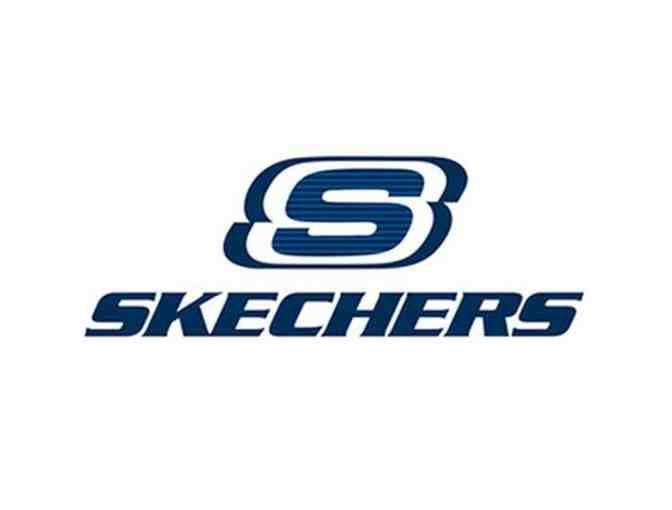 Free pair of Skechers Shoes - B