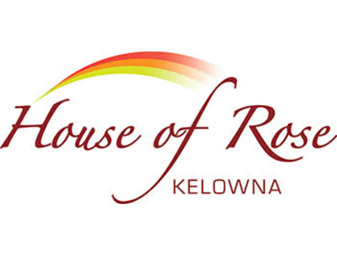 $25 Gift Certificate - House of Rose Winery