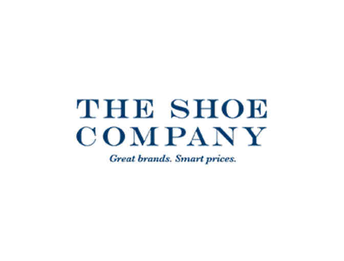 $100 Gift Card for Shoe Company - A