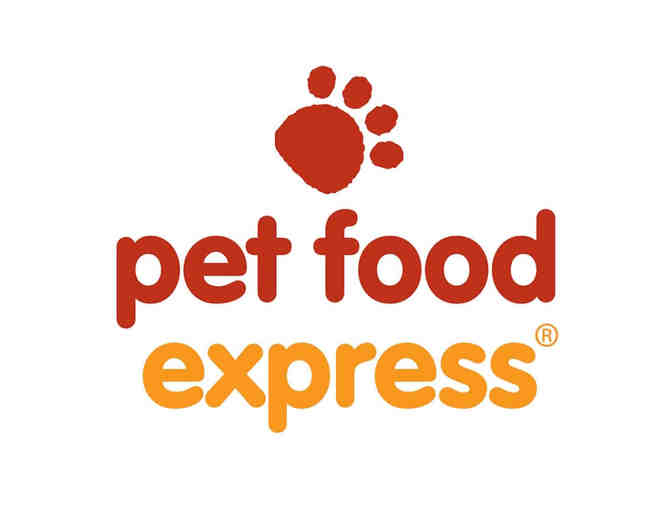 $25 Gift Card for Pet Food Express