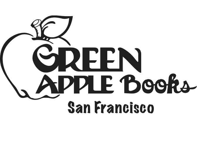 $25 Gift Card to Green Apple Books