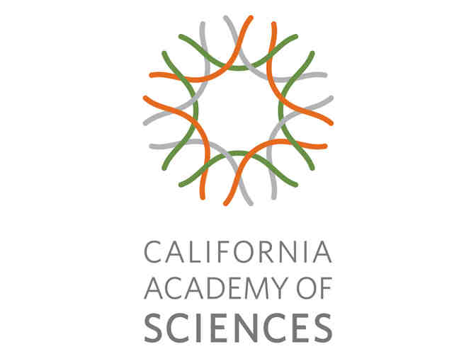 Four Tickets to the California Academy of Sciences