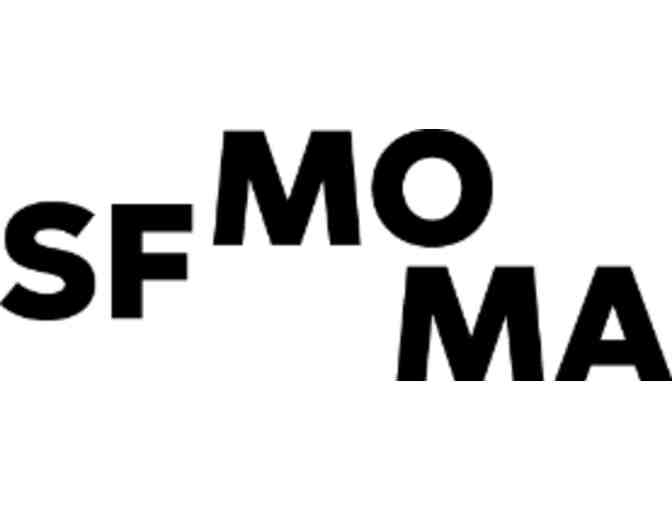 Two Guest Passes to SFMOMA