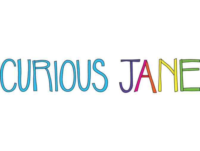 Annual Subscription to Curious Jane Magazine