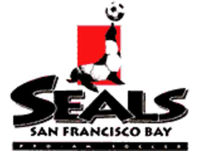 One Week of SF Seals Soccer Camp