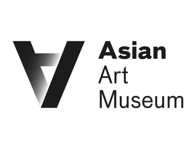 Two Admission Passes to the Asian Art Museum