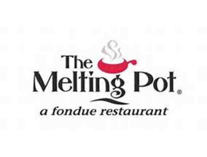 Two Course Dinner at The Melting Pot in Larkspur, CA