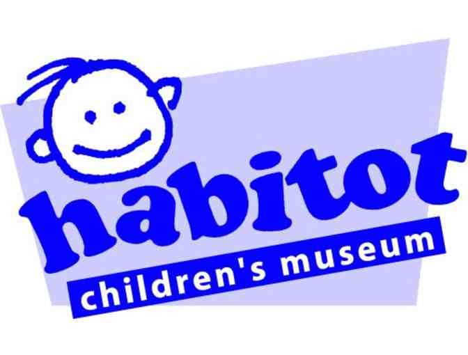 Family Guest Pass to Habitot Children's Museum