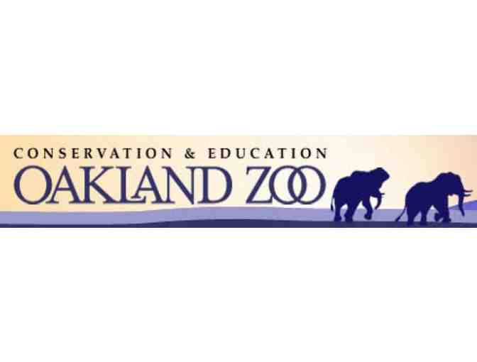 Oakland Zoo Family Day Pass