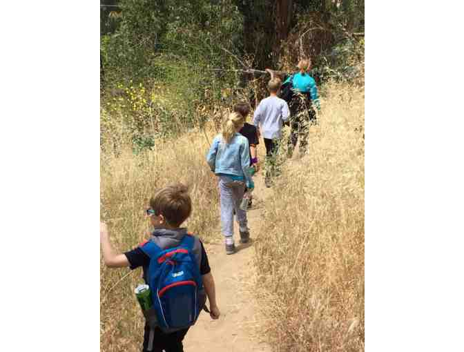 HIKE AND LUNCH WITH MRS. GUENTHER- FOR 2ND GRADE STUDENTS ONLY - Photo 2