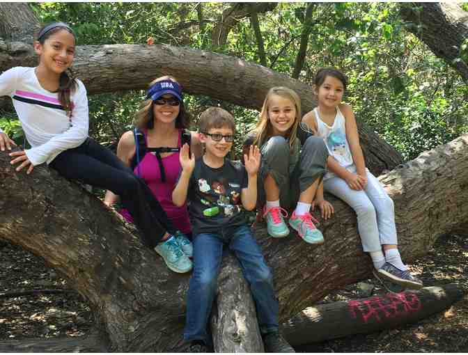 HIKE AND LUNCH WITH MRS. GUENTHER- FOR 2ND GRADE STUDENTS ONLY - Photo 1