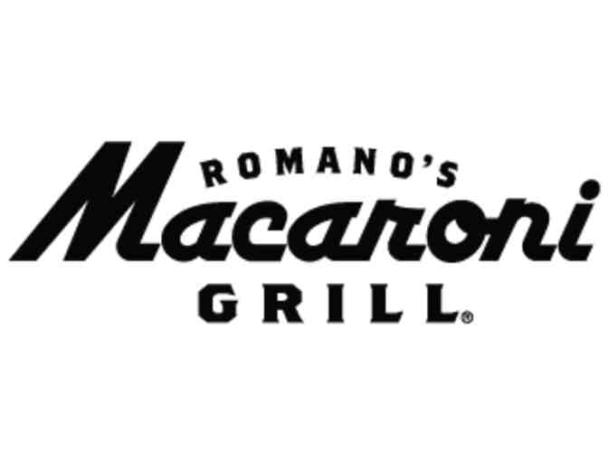 $50 Gift Letter from Romano's Macaroni Grill - Honolulu - Photo 1