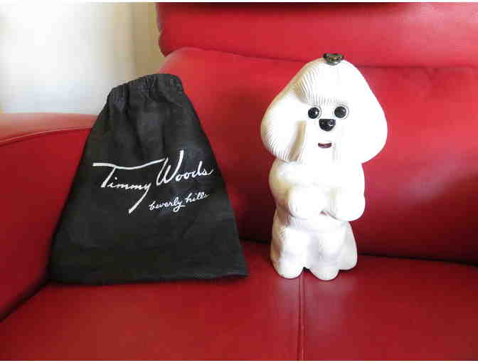 Timmy Woods Bichon Purse