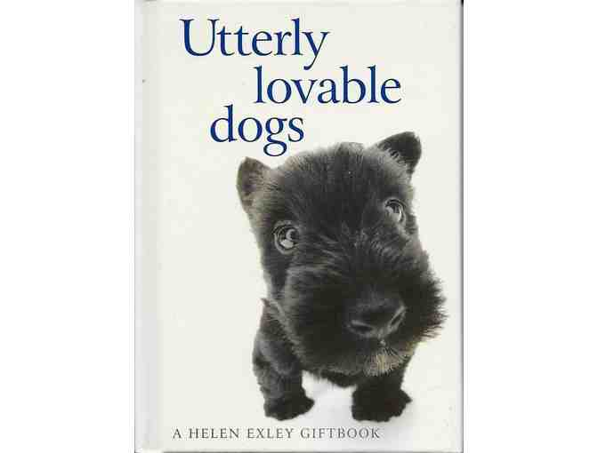 Utterly lovable dogs - Helen Exley Giftbook