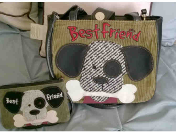 Best Friend Purse and Coin Purse