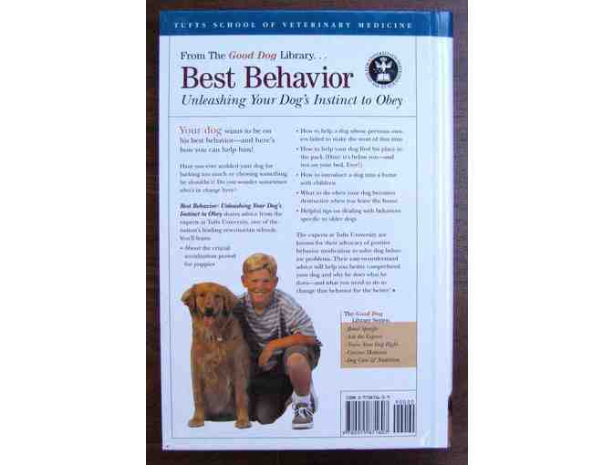 'Best Behavior' Book