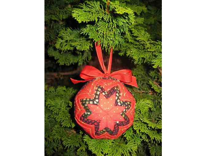 Christmas Ornament_Red