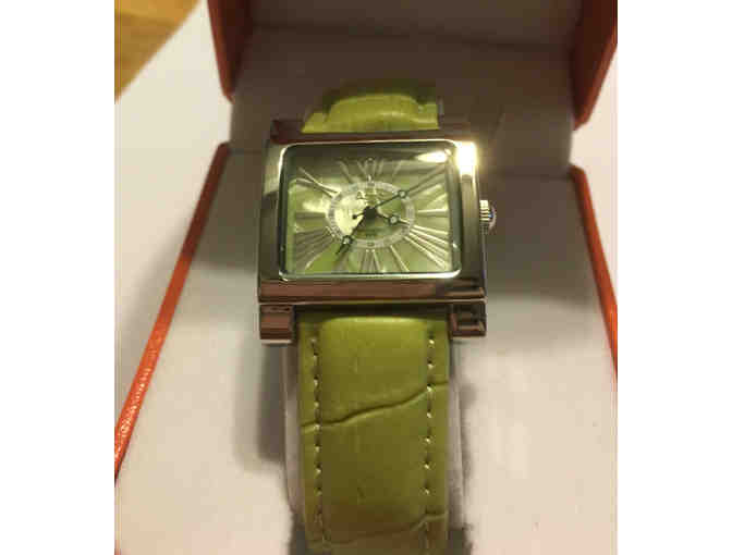Activa ladies watch with second hand