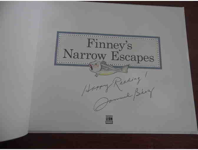 Finney's Narrow Escapes by Samuel Baez