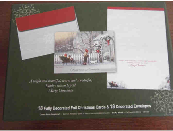 'Brotherly Love II' Christmas Cards