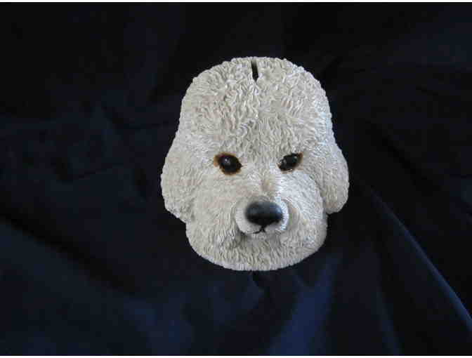 Bichon Coin Bank