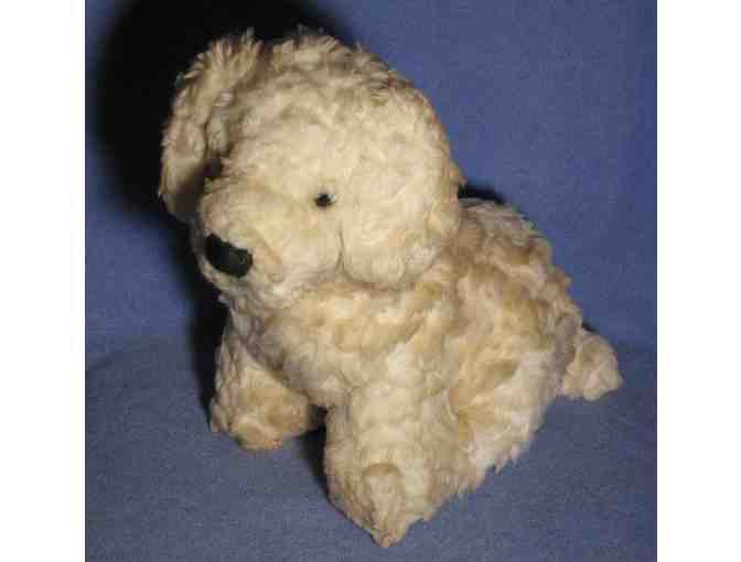 Bichon Fluffy Stuffed Dog