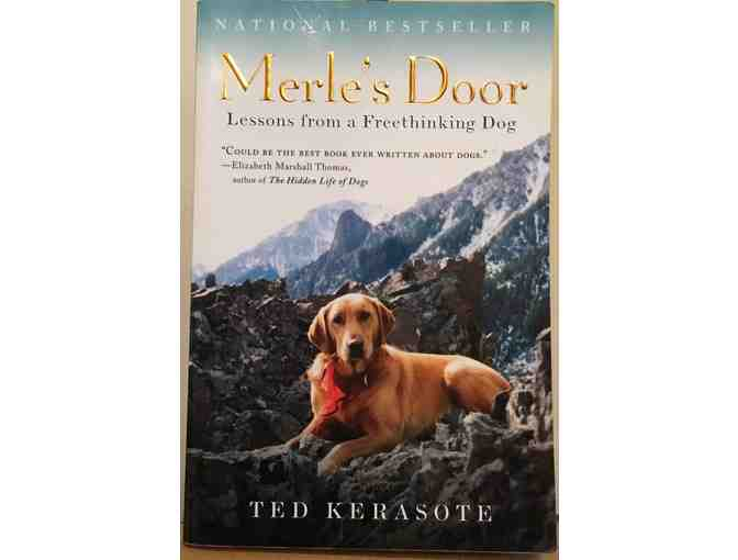 Merle's Door  Lessons From a Free Thinking Dog