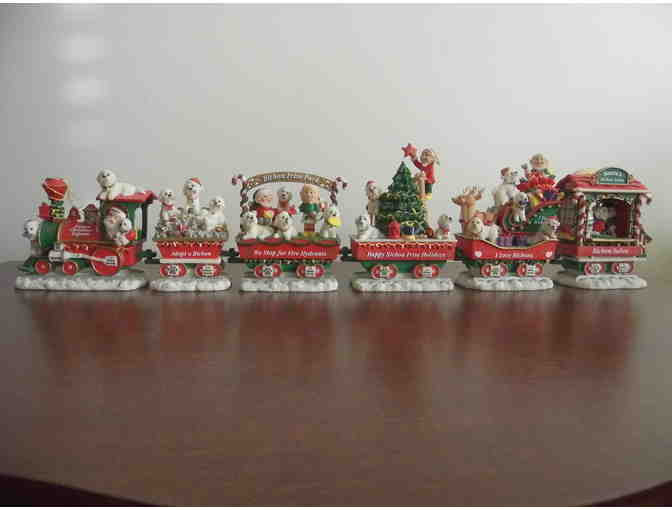 Danbury Mint Christmas Express