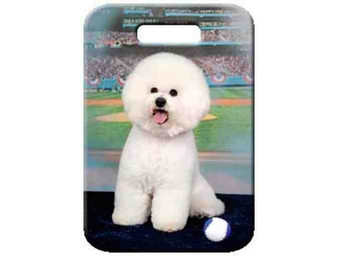 Bichon Luggage Tags