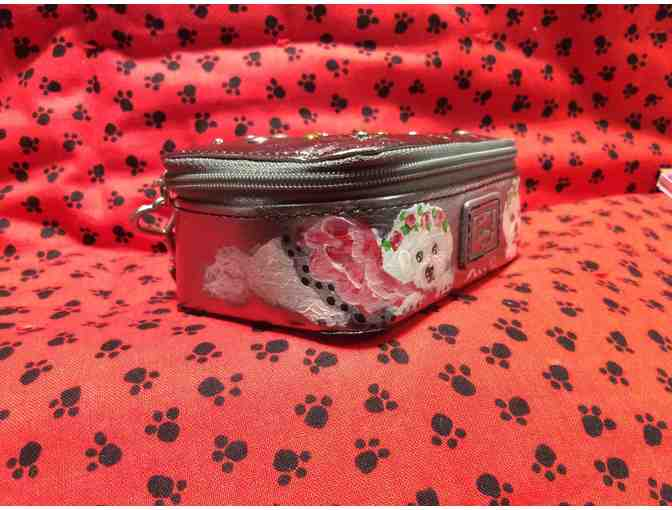 Bichon Travel Jewelry Case
