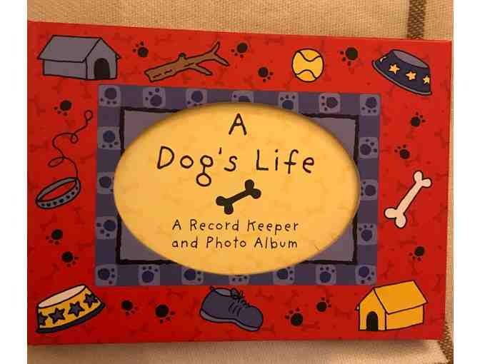 A Dog's Life - A Record Keeper and Photo Album