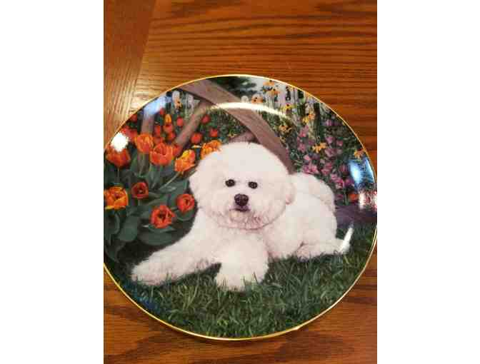 Danbury MInt - Spring Fever plate
