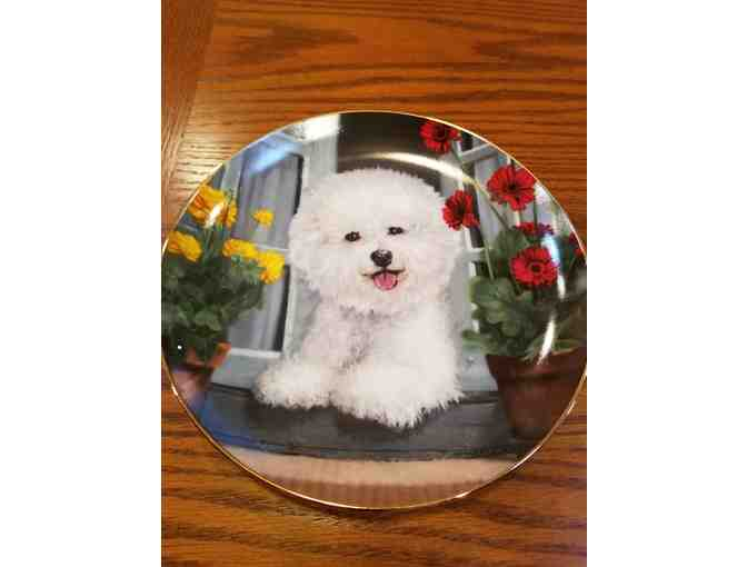 Danbury Mint - A Perfect View plate