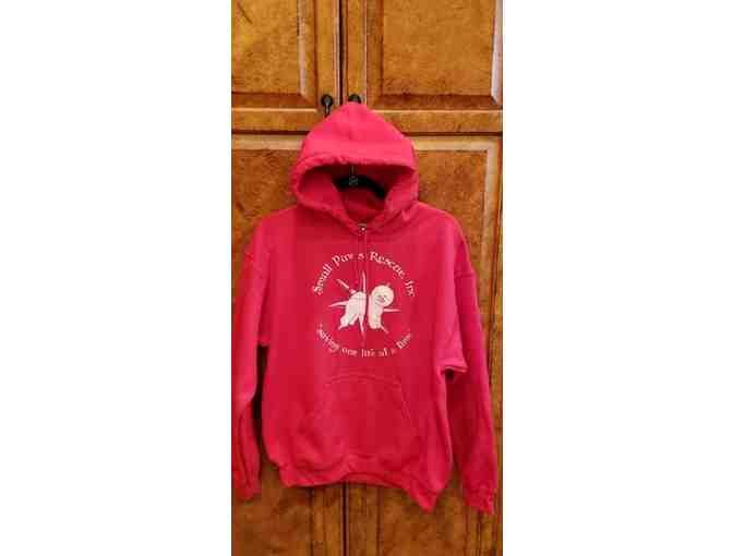 Small Paws Rescue Hoodie - Size Medium