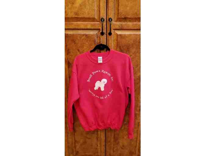 Small Paws Rescue Sweatshirt - Size 2XL