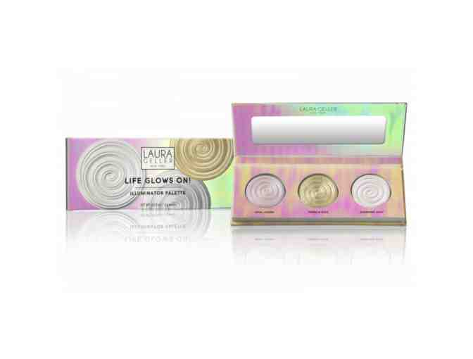 Laura Geller Life Glows On! Illuminator Palette