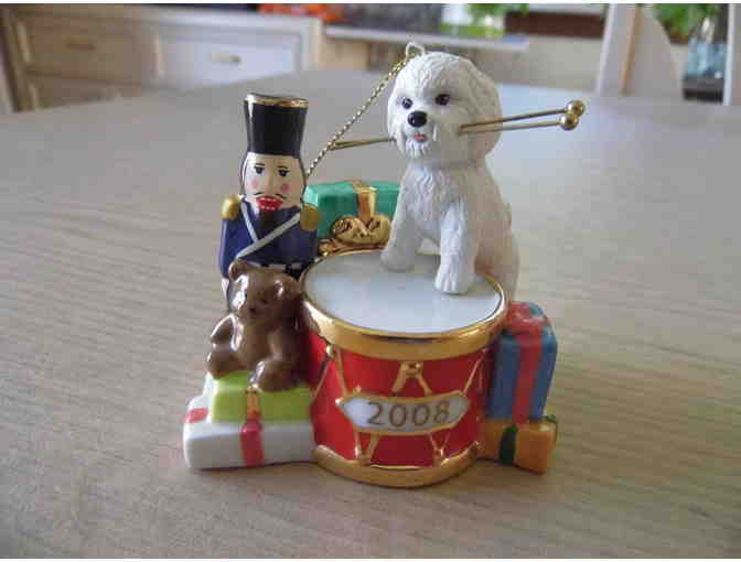 2008 Danbury Mint Drummer Ornament