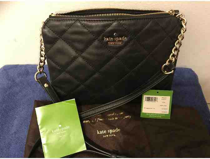 Kate Spade Leather Bag - New!
