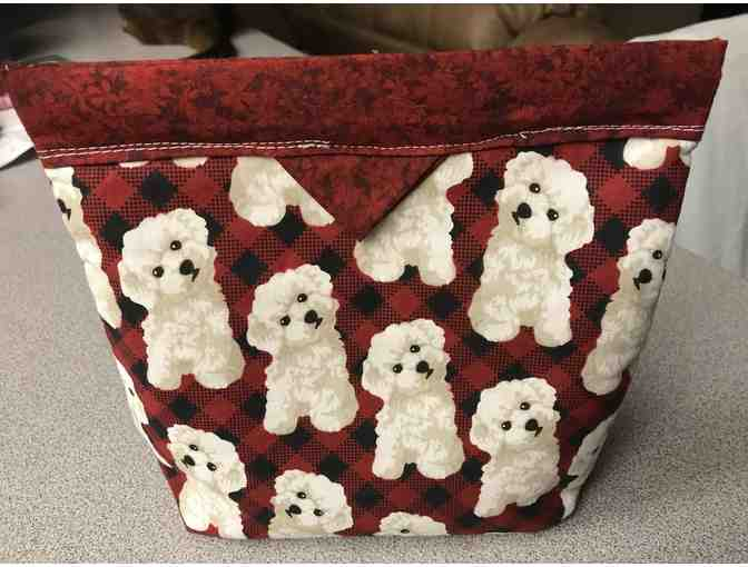 Bichon Cosmetic Bag