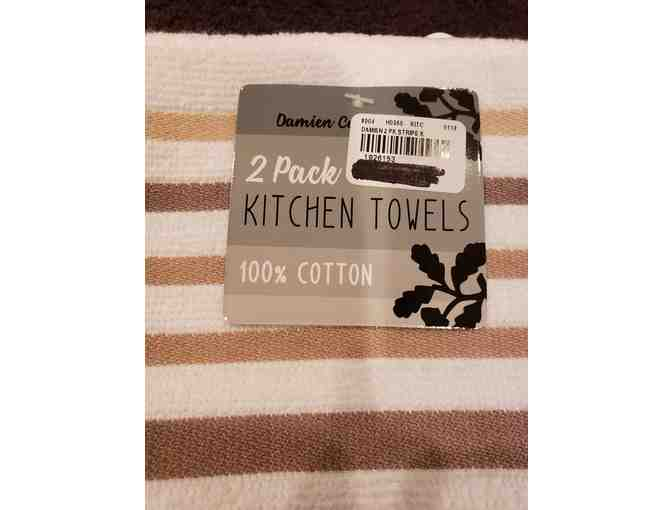 2- pack kitchen towels - Photo 2