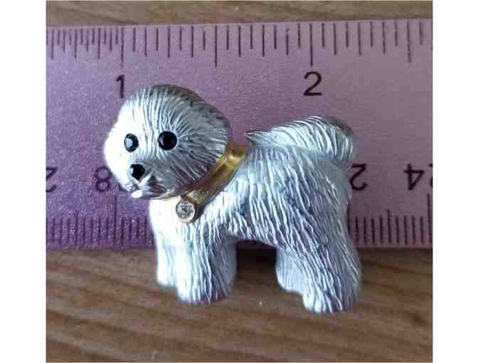 Bichon Pin - Photo 1