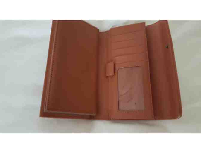 Bradford Exchange Wallet and checkbook holder