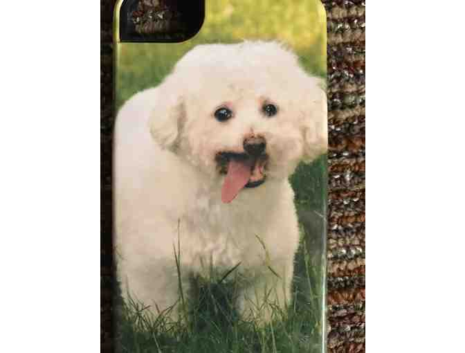 Stanley the Bichon iphone 5S case.