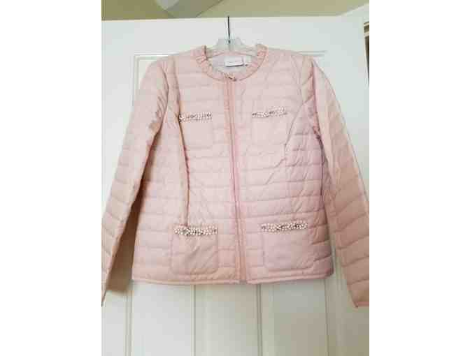 Chicos quilted jacket - Size 1