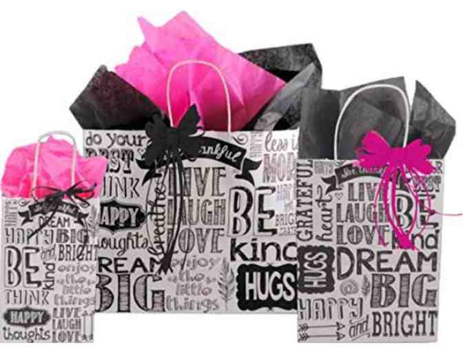 Gift Bags w/ Sentiments