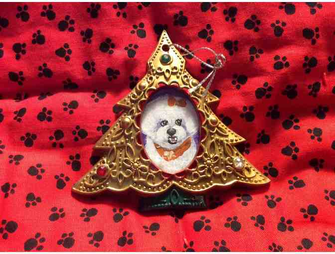 Cute ChristmasTree Ornament/Picture,Frame/Painting