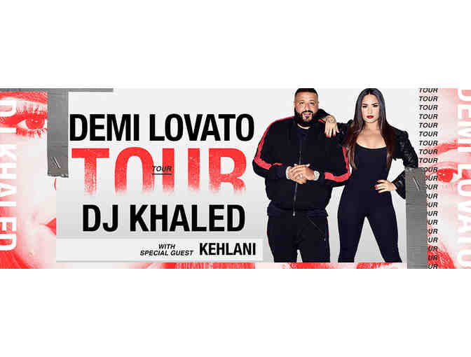 2 Tickets to Demi Lovato at Barclays Center on March 16 - Photo 1