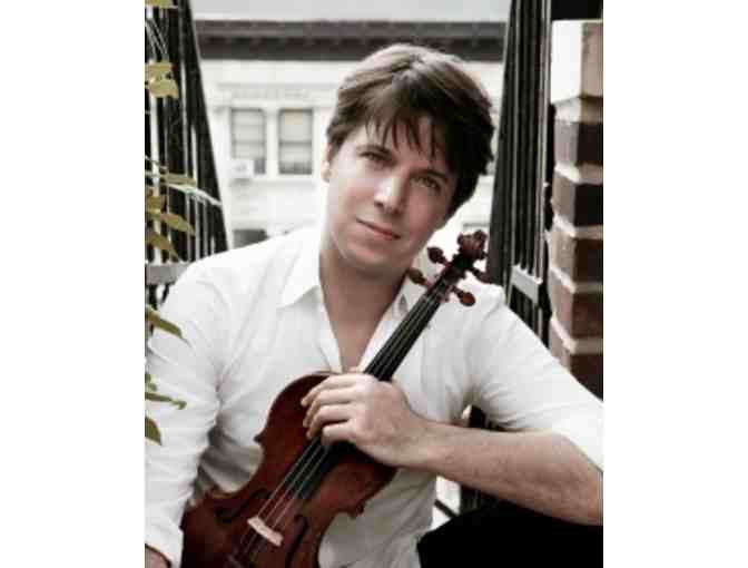2 Tickets to see Joshua Bell at Mostly Mozart, Meet & Greet and Signed CDs - Photo 1